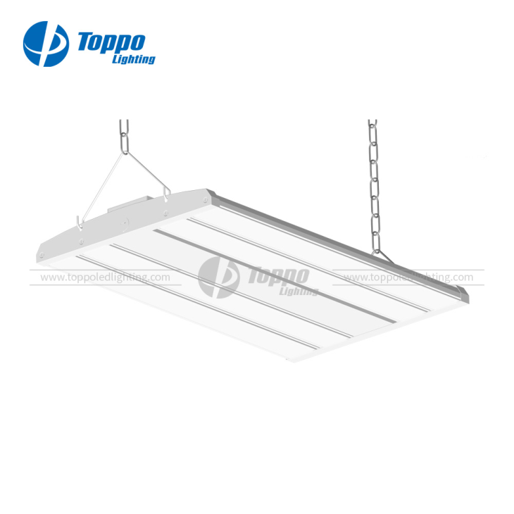 Chain/cable Mount Installation LED Linear High Bay From Toppo