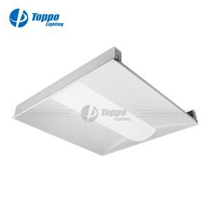 2017 LED Troffer UL/DLC/FC 105/125LM/W with 5 Years Warranty ---Toppo Lighting
