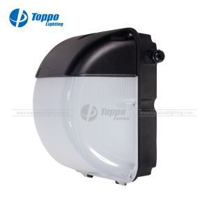 Photocell Tri-color 90lm/w 40W Wall Pack IP65 CE Rohs
