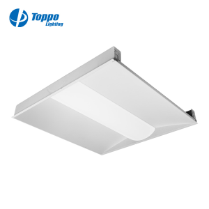 Recessed or Suspension Install LED Troffer