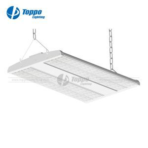 150W LED High Bay Super Market Fixture ETL Listed 2*2ft 4000CCT