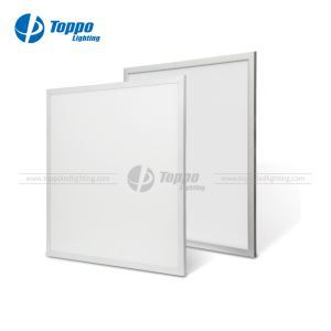 2018 New Single or Tri-color White or Silver Frame Finish LED Panel