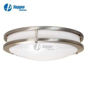 ETL Listing Metal Ring R300mm R350mm R400mm LED Ceiling Light