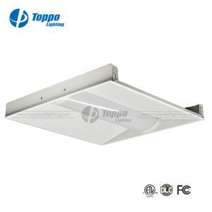 China Famous LED Troffer Light 2x2 Exporter